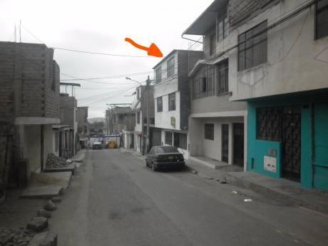 Se Vende Casa En San Juan De Miraflores, Para Remodelar,