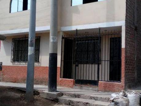 Amplia Casa En Venta En Sjl Cerca A Av Principal
