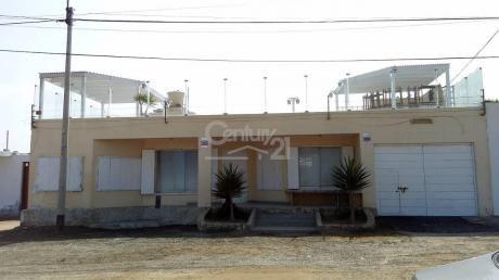 Venta Casa De Playa Balneario Punta Negra Vista Al Mar