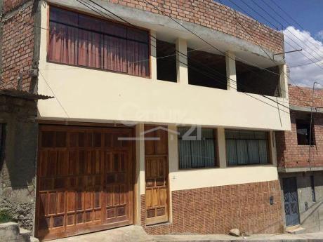 Linda Casa En Huaraz