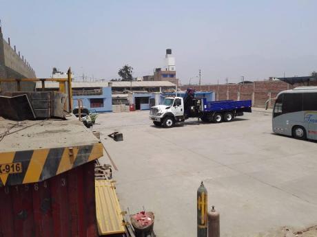 Venta De Local Industrial En San Juan De Lurigancho