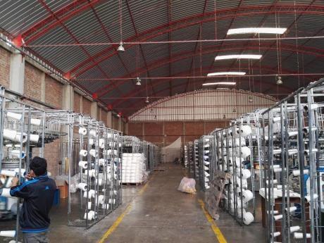 Alquiler De Local Industrial En Ate