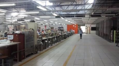 Alquiler De Local Industrial En San Juan De Lurigancho