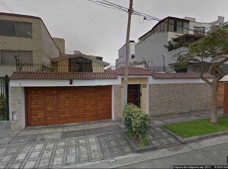 Casa Con Problemas - Miraflores