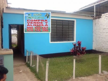 Linda Casa De 180 M2 Enorme Patio Trasero, Tablada Vmt.