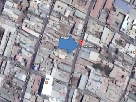 Venta Terreno 1,580 M2 - Calle Cuzco - Piura