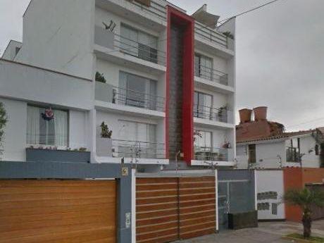 Bajo De Precio! Oportunidad $209,000/venta Departamento En Miraflores Límite Surco/165 M2