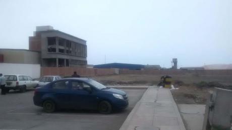 Terreno Industrial En Lurin En Condominio Parque Industrial