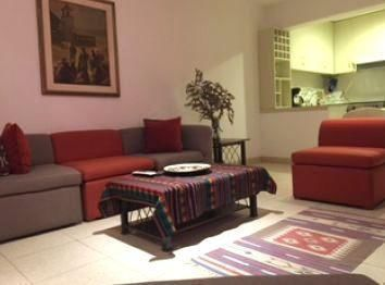 Dpto Flat De 1 Dorm Alq Amoblado Moderno, X Dalias. Espaldas Del Marriot
