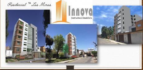 """Vendo Departamentos Familiares En Residencial """"las Moras"""" En Pre Venta"""