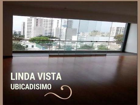 Vendo Departamento San Isidro Exclusivo