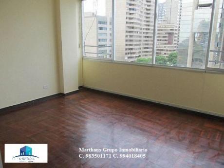 Alquilo Oficinas En Miraflores - 70 M2 Av Pardo Excelente Ubicacion Comercial