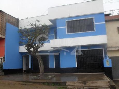 Venta De Casa Cerca Al Parque Industrial Vmt - Eh