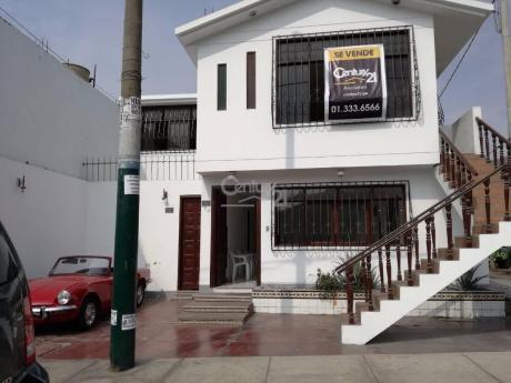 Venta De Ocacion Casa En La Molina Av Fresnos - Eh