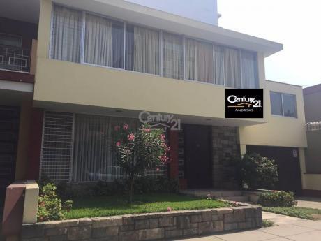 Casa Como Terreno En Venta - Miraflores - Ai