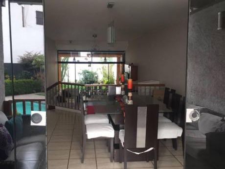 Casa En Condominio, Camacho, La Molina. Venta
