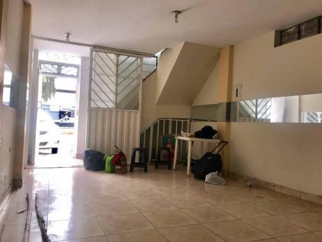 Alquilo Local Comercial De 28 M2 Av T. Amaru Urb. Las Quintanas