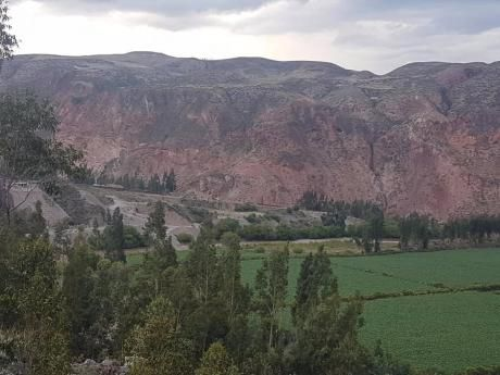 Cusco Terrenos De Ensueño En Valle Sagrado - Localidad Paucarbamba