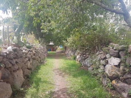 Cusco Precioso Terreno Con Casa Hacienda Urubamba Valle Sagrado