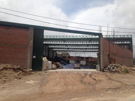 Terreno Industrial Semi Rural Pachachuteq