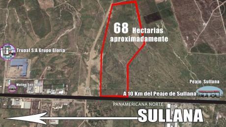 Venta De Terreno – Carretera Sullana - Piura