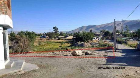 Terreno 1,098 M2 En Alto Buena Vista, Socabaya, Arequipa