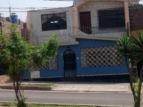 Vendo Casa De 3 Pisos At. 150 M2 Av San Martin Miguel Grau
