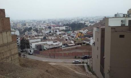 Se Vende Terreno Residencial At. 450 M2 - Santiago De Surco