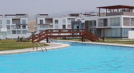 Terreno Residencial En Condominio Exclusivo Las Terrazas De Asia