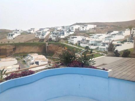"""Alquiler De Casa De Playa """"lomas Del Mar"""" Km 121"""