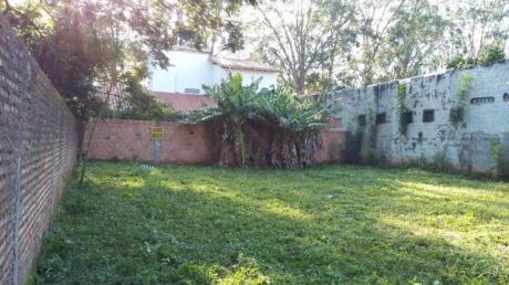 San Lorenzo Residencial, A 1 Cuadra De Doble Avda. Asfaltada