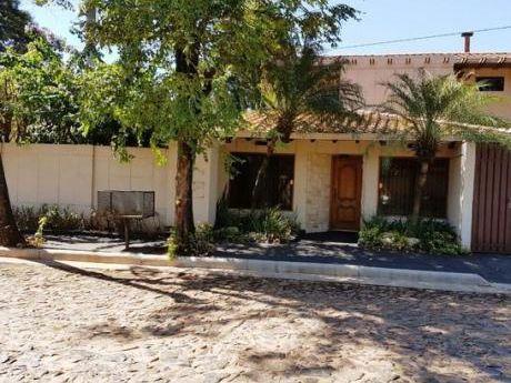 Vendo Residencia En Asunción Zona Villa Aurelia