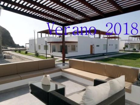 Casa De Playa En Alquiler En Asia (ref: 923)