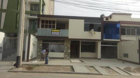 Alquilo Casa De 11 Habitaciones