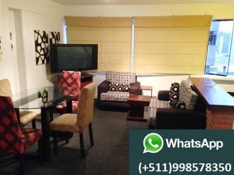 Departamentos Apartments In Miraflores Por Dia Desde $42 = 1 Dorm / $45 = 2 Dorm