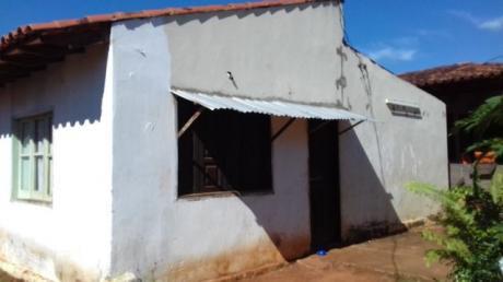 Vendo Una Casa En J. Augusto Saldívar(km 26, Ruta 1)