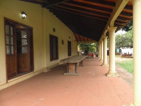 Vendo 5 Casas En San Lorenzo,bº Mita Í.zona Residencial, A 6 Cuadras De La Parada De La Linea 56.
