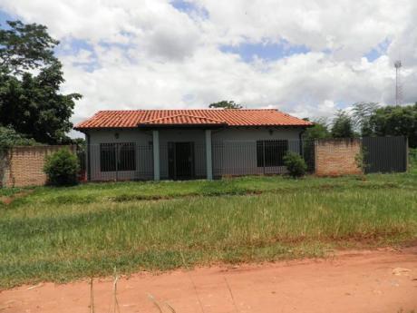 Vendo En San Lorenzo,bº Mita í, Casas Tituladas.