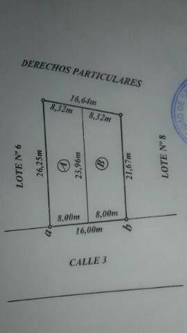TERRENO: Vendo Terreno(barcequillo), A 100 M  De Av. Pratts Gil Y 12 De Avelino Martinez. en San Lorenzo