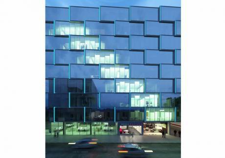 Alquilo Modernas Oficinas De 779 M2 Hasta 908 M2 A $22*m2 + Igv, San Isidro