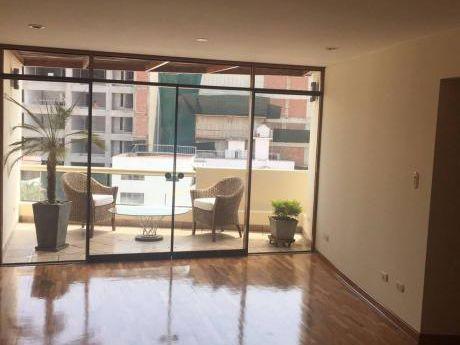 Oportunidad Duplex Penthouse En La Mejor Zona De Miraflores Con Gran Terraza