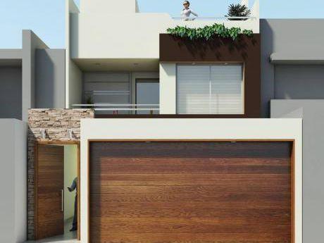 Casa Estreno 5 Dorm. 190 M2 A $195,000