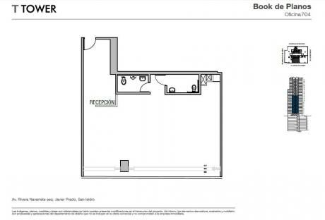 Alquiler De Oficina Premium En San Isidro, Edificio T Tower (imagina)