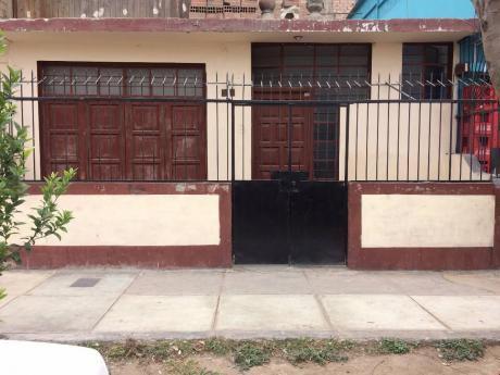 Casa Como Terreno En Magdalena