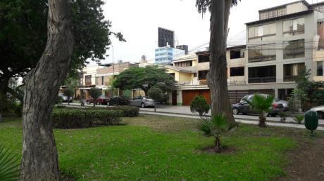 Monterrico Frente A Parque 3 Dorm., 116 M2 $850