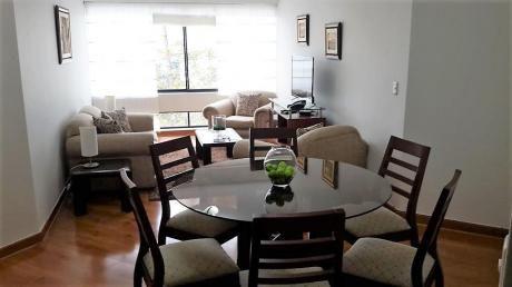 San Isidro 2 Dorm. Amoblado Moderno Amplio $950 Cerca Olivar
