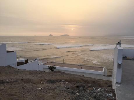 Terreno P. Hermosa En Exclusivo Condominio Vista Al Mar