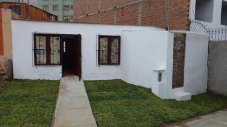 Vendo Linda Casa En Zona Residencial De Ventanilla - Callao