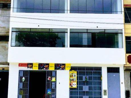 Alquiler De Local Comercial En San Juan De Lurigancho (id 59719)