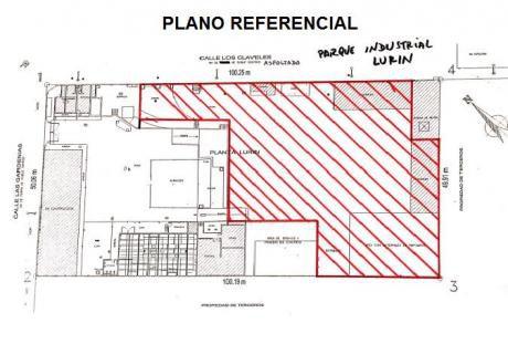 Vendo Terreno Industrial I2 Lurin Ocasion 2000 M2